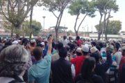 Manifestazione- Preghiera Venerdi 30/09/2016