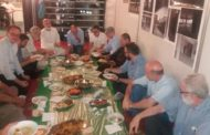 Iftar in Moschea - Cristiani in Moschea