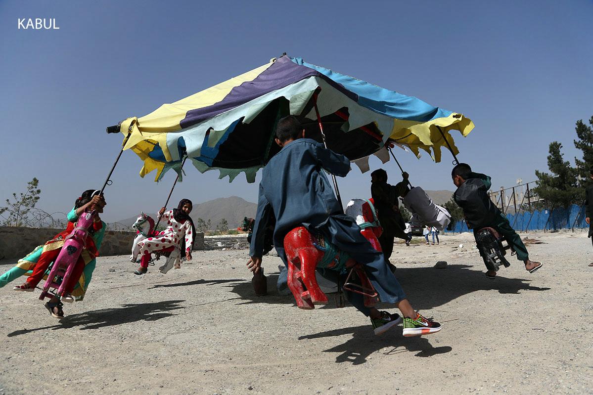 Afghanistan Eid