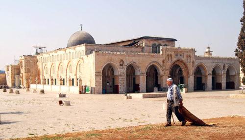Andiamo al Pantheon per al-Aqsa