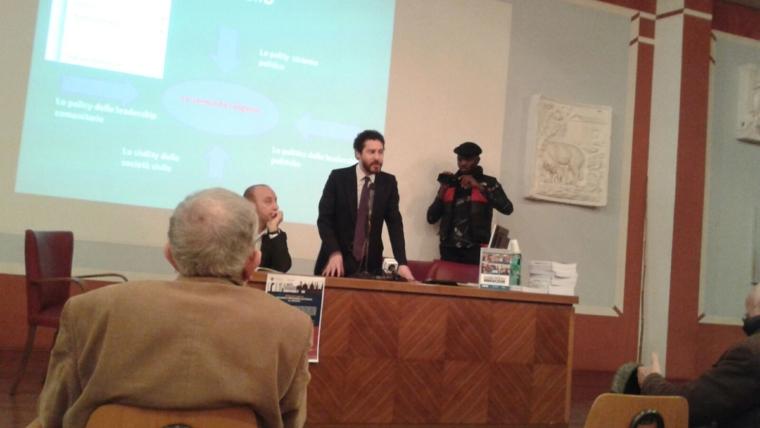 Roma città plurale e la presenza dell'Islam