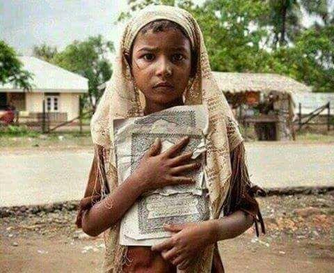 Preghiamo per i Rohingya